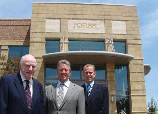 Walt Koelbel, Buz Koelbel, and Carl Koelbel