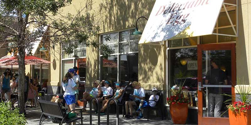 Restaurants & Retail at Boulevard One