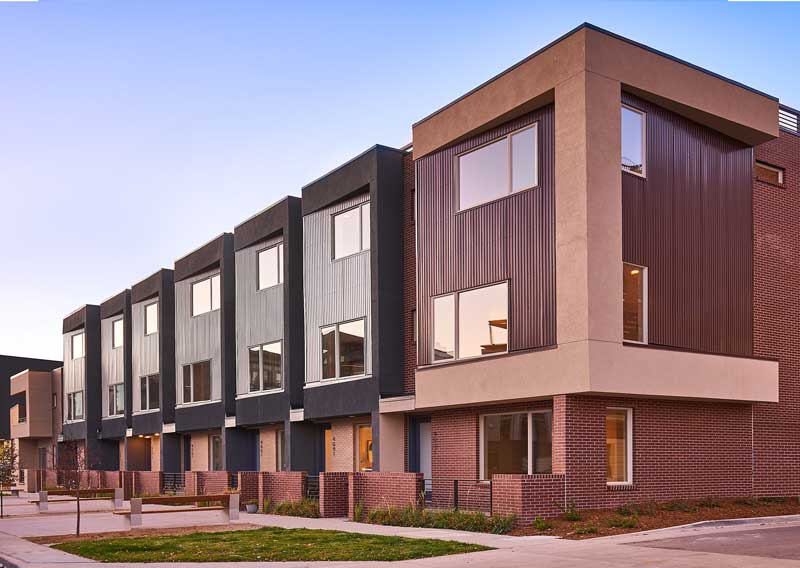 SloansEdge Southshore Townhomes Photo
