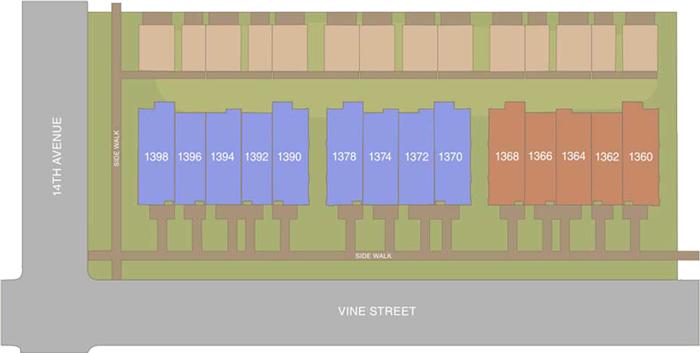 Vine Building Plan